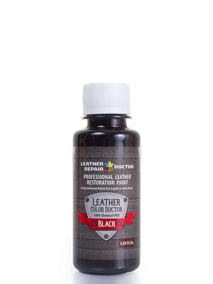 Фарба для шкіри - чорна (15 мл) | 4159113