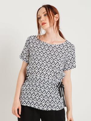 Блуза в принт | 4168089