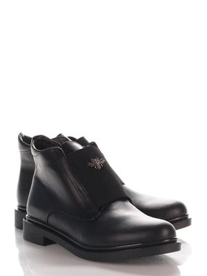 Ботинки черные   4124419