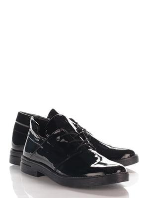 Туфли черные | 4124441