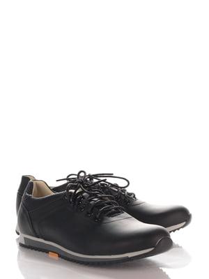 Кросівки чорні | 4124435