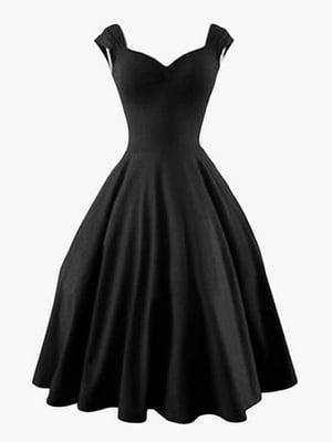 Платье черное | 4166773