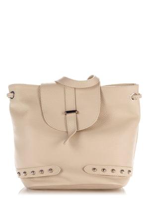 Рюкзак светло-бежевый | 4148770