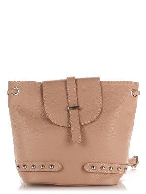 Рюкзак цвета пудры   4148767