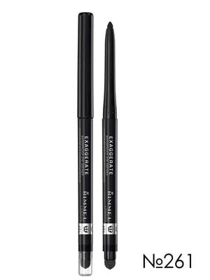 Карандаш для глаз Exaggerate Waterproof Eye Definer - №261 — Noir (0,28 г) | 2178959
