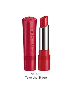 Помада для губ матовая - №500 - Take the Stage (3,4 г) | 2736674