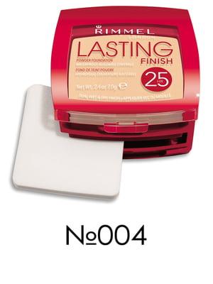 Пудра компактная Lasting Finish 25H Powder Foundation - №004 - Light Honey (7 г) | 2120007