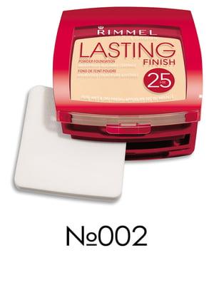 Пудра компактная Lasting Finish 25H Powder Foundation - №002 - Soft Beige (7 г) | 2120009