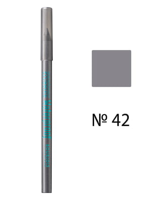 Контурний олівець для очей Contour Clubbing №42 - срібло (1,2 г) | 708035