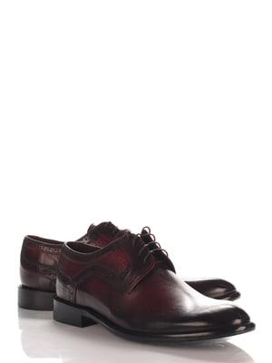 Туфли коричневые | 4113984