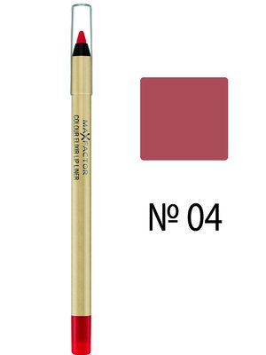 Олівець для губ Col Elixir Lip Liner - №04 - Princess Pink (1,2 г) - Max Factor - 3925825