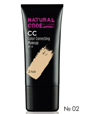 Крем тональный NC CC MakeUP SPF — Nude (25 мл) | 3957177
