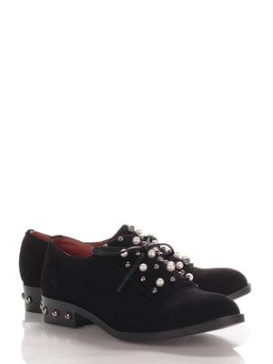 Туфли черные   4124438