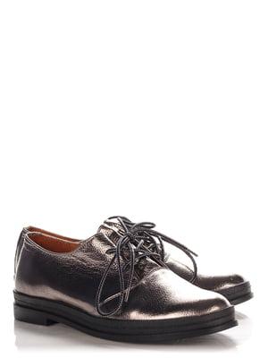 Туфли серебристые | 4113959