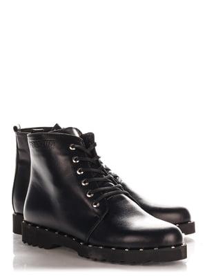 Ботинки черные   4113964