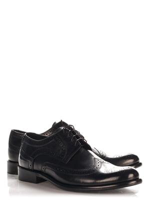 Туфли черные | 4113981