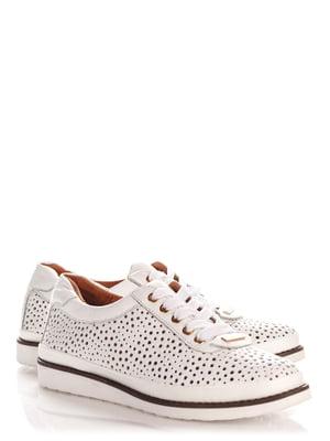 Туфли белые | 4113978