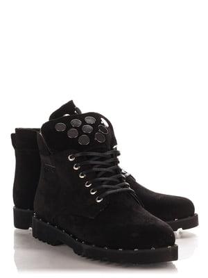 Ботинки черные   4113952