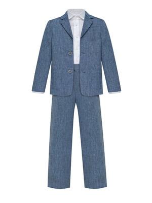 Костюм: брюки и пиджак   4159162