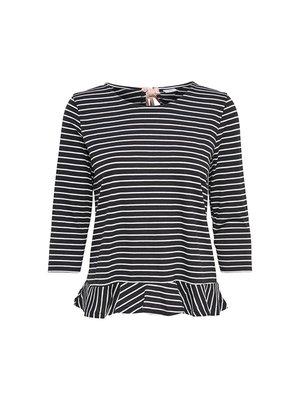 Блуза в смужку | 4050735