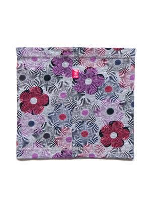 Манишка в цветочный у принт | 4169438