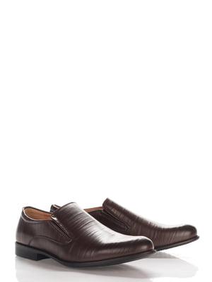 Туфли коричневые | 4141848