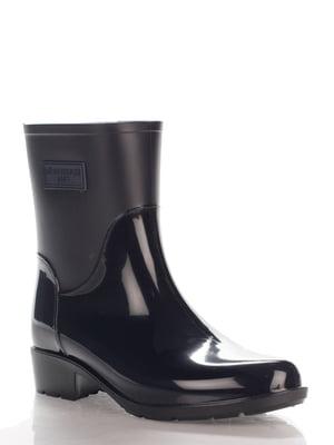 Ботинки темно-синие | 4141852