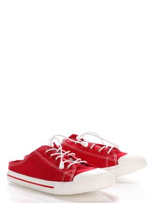Кеды красные   4141896