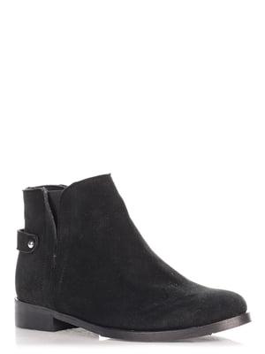 Ботинки черные | 3725594