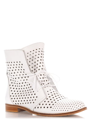 Ботинки белые | 4135676