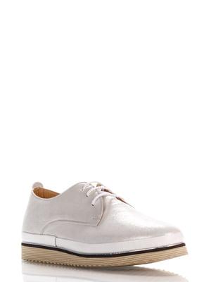 Туфлі перламутрового кольору | 4135641
