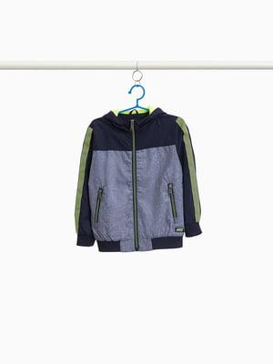 Куртка сіра | 4087143