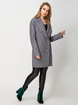 Пальто сіре   4178132