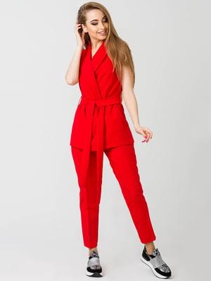 Костюм: жилет и брюки | 4178142