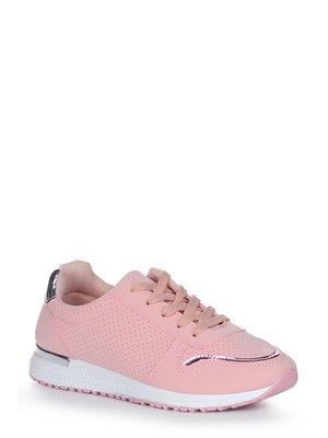 Кроссовки розовые | 4180001