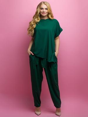 Костюм: блуза и брюки - Olis-style - 4181043
