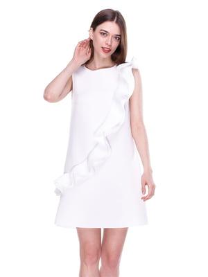 Платье молочного цвета | 4176683