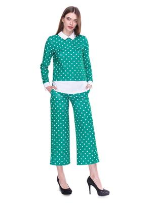 Костюм: блуза и кюлоты | 4176670