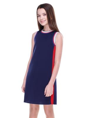 Сукня темно-синя | 4176662