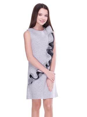Сукня сіра | 4176658