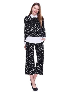 Костюм: блуза и кюлоты | 4176663