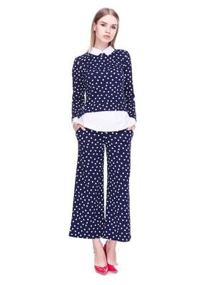 Костюм: блуза и кюлоты | 4176669