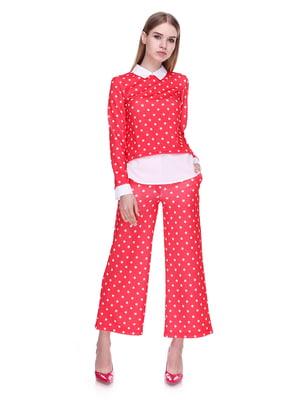 Костюм: блуза и кюлоты | 4176665