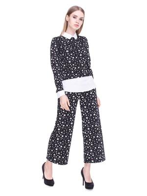 Костюм: блуза и кюлоты | 4176664