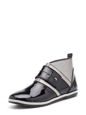 Ботинки черные | 4181062