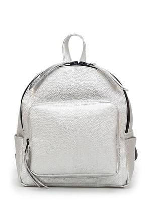 Рюкзак сріблястий   4181073