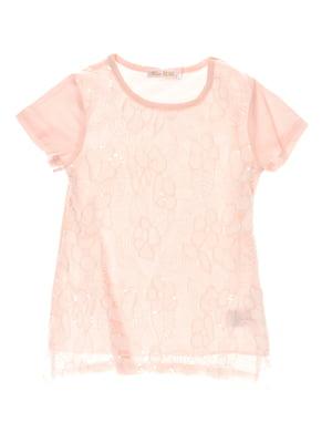 Туника розовая | 4171381