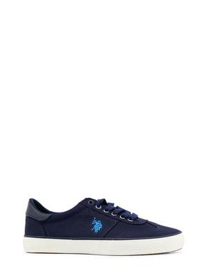 Кроссовки синие   4174323