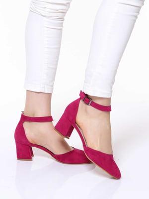 Туфли цвета фуксии | 4184851