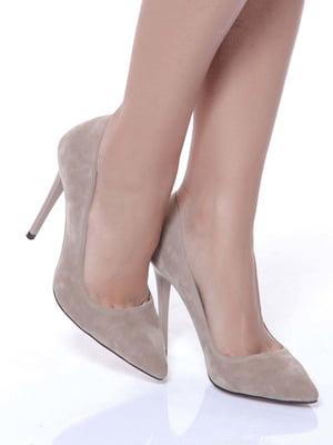 Туфли бежевые | 4185509